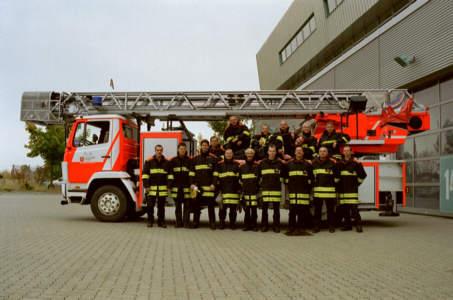 Feuerwehr Erfurt - Homepage - Wachabteilung A